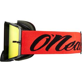 O'Neal B-30 Brille Reseda red/black